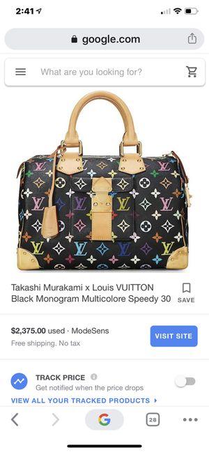 Louis Vuitton Takashi Murakawi Multicolor Monogram. for Sale in Danville, CA
