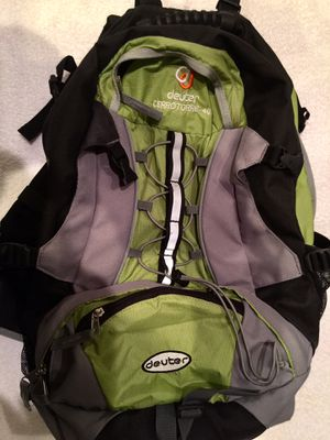 2 REI & DEUTER Hiking backpacks/daypacks for sale! for Sale in Huntington Beach, CA