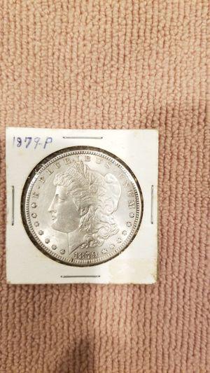 1879 Morgan silver dollar for Sale in Tulalip, WA