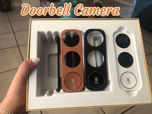 Doorbell camera 3 megapixels for Sale in Haines City, FL