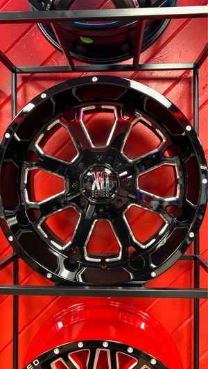 """New 20"""" XD Series rims for Sale in Azalea Park, FL"""