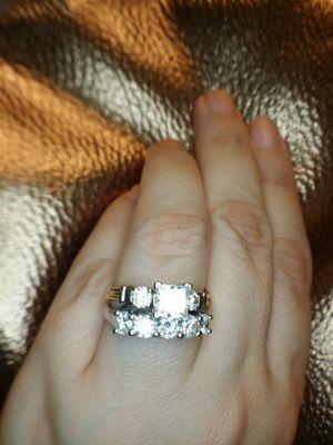 2.30 carat princess cut certified diamond ring for Sale in Atlanta, GA