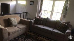 set of two sofas for Sale in Manassas, VA