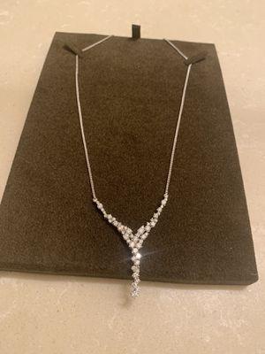 Diamond Neckwear and Earrings for Sale in Dallas, TX