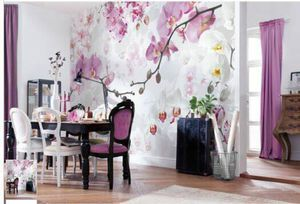 Purple white wall paper easy decor any area girls room designer modern look for Sale in Canton, MI