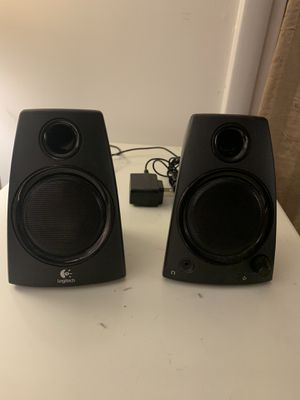Logitech desktop speaker for Sale in Germantown, MD