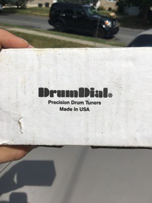 Drum dial for Sale in Pennsauken Township, NJ
