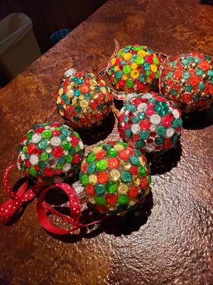 6 handmade ornaments for Sale in Kirkland, WA