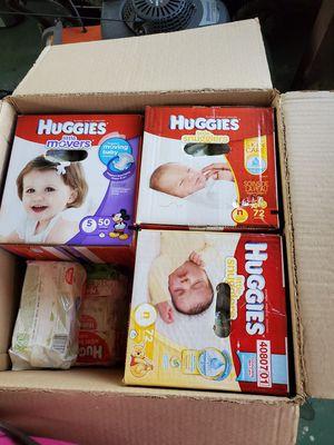 Huggeys diaper for Sale in North Miami Beach, FL