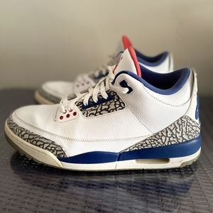 Jordan 3 True Blue Size 12.5 for Sale in Dunwoody, GA