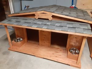 Extra large dog house for Sale in Etiwanda, CA