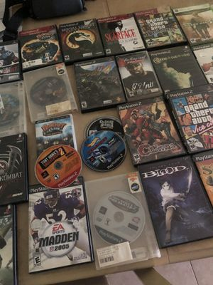 Use PlayStation games for Sale in Lauderhill, FL