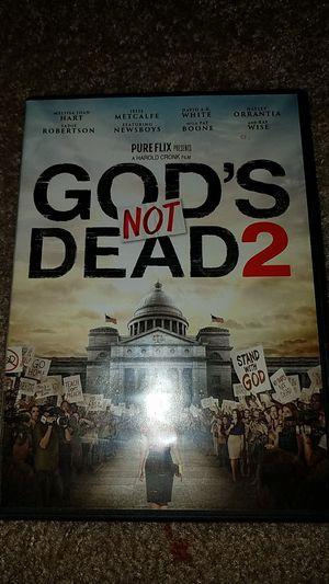 God's not dead 2 movie for Sale in Evansville, IN