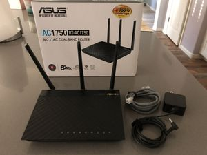ASUS Gigabit WiFi Router for Sale in Peoria, AZ