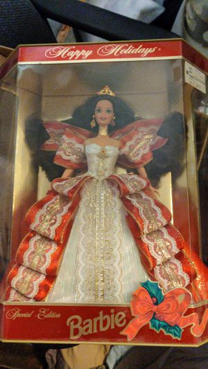 1997 holiday barbie new never opened for Sale in Denver, CO