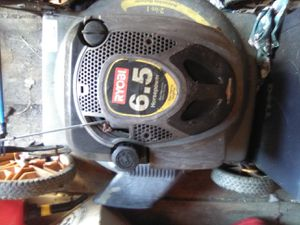 Ryobi push mower for Sale in Columbus, OH