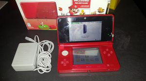 Nintendo 3DS red color for Sale in City of Industry, CA