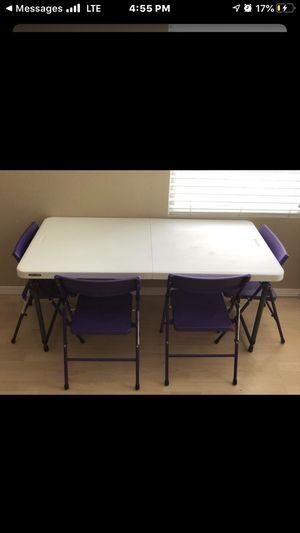 Kids table for Sale in Temecula, CA