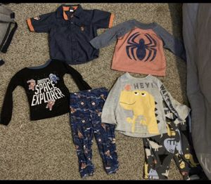12 months baby boy clothes for Sale in Duluth, GA