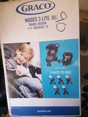 GRACO Modes™3 Lite Travel System for Sale in Rancho Santa Margarita, CA