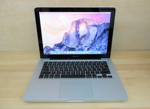 MacBook Pro 2010 with a new SSD for Sale in Silver Spring, MD