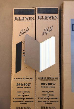 Brand new closet doors for Sale in Ontario, CA