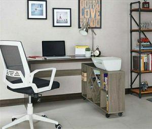 Desk with Bookcase in Espresso Finish for Sale in Diamond Bar, CA