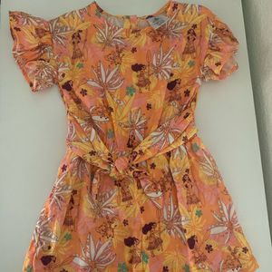 Diney Moana romper Size 4 for Sale in Long Beach, CA