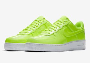 Nike Air Force ( neon green ) for Sale in Carson, CA
