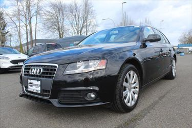 2012 Audi A4 for Sale in Renton,  WA