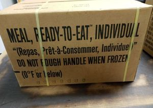 MRE's for sale! MEALS READY to EAT! for Sale in Yorba Linda, CA