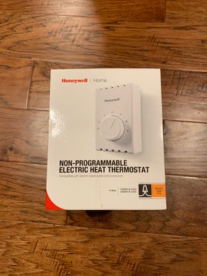3 brand new Honeywell electric thermostats for Sale in Covington, WA