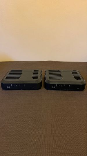 Cisco Modems for Sale in Falls Church, VA