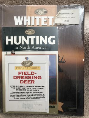 Whitetail Deer and Hunting in North America for Sale in Colorado Springs, CO