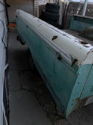 Truck bed trailer pulls smooth lights work for Sale in West Valley City, UT