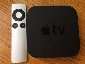 Apple TV 3rd generation A1469 for Sale in Bellevue, WA