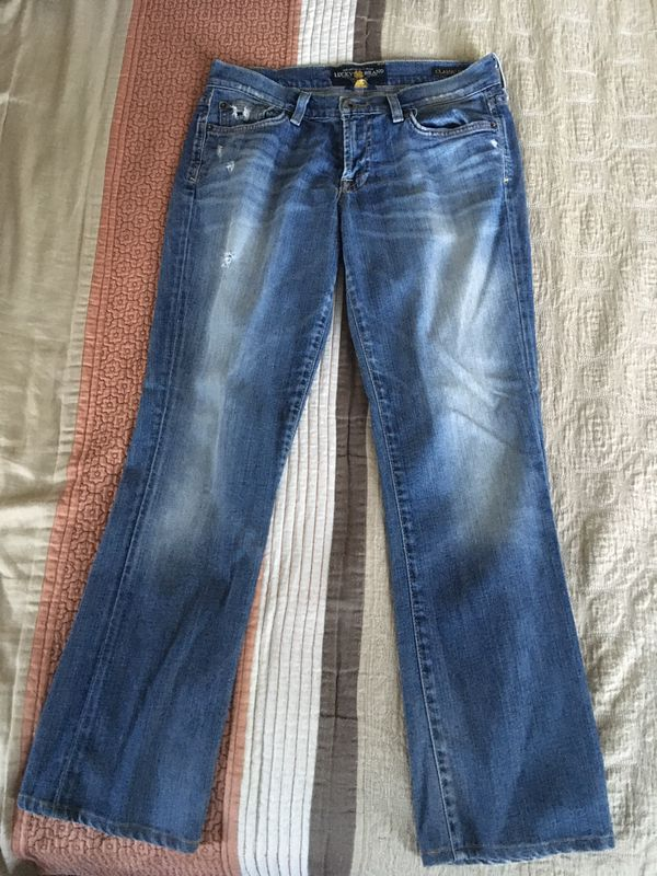 Women's Lucky Brand Jeans size 4/28
