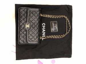 Authentic Mint Chanel Large Bag seasonal for Sale in Orange, CA