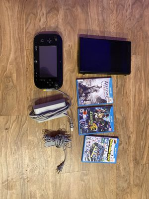 Nintendo Wii U Lot for Sale in Commerce City, CO