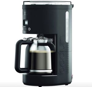 Bodum 11754-01US Bistro Maker Programmable Coffee Machine with Borosilicate Glass Carafe,51 oz blk for Sale in Las Vegas, NV