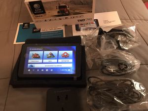 Rand McNally TND 740 TruckGPS for Sale in Tupelo, MS