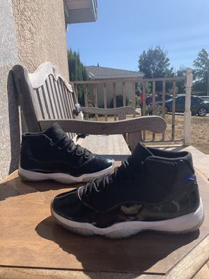 Air Jordan 11 space jam size 11 for Sale in Fremont, CA