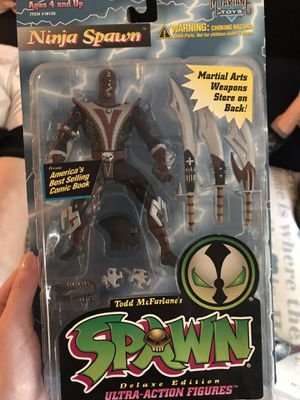 Spawn action figures for Sale in Escondido, CA