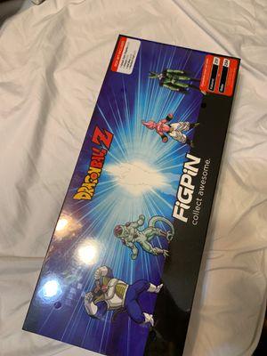 Dragonball Z Figpin box set (NEVER OPEN BRAND NEW) for Sale in Selma, CA