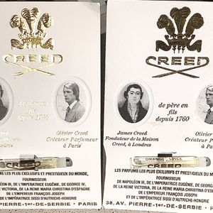 ORANGE SPICE by Creed 1.5ml And 2.5ml Carded Samples Like LIQUID GOLD for Sale in Lexington, KY
