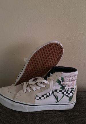 Vans size 8.5 last day on here for Sale in Rockford, IL
