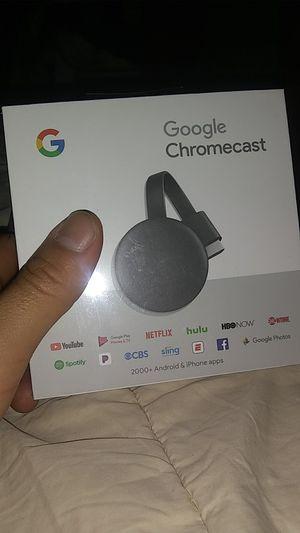 Google Chromecast New 25$ for Sale in Lake Elsinore, CA