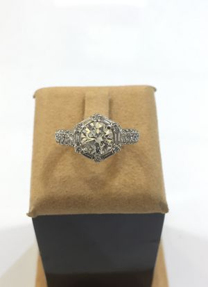 Diamond ring 1.25 ct Soliter for Sale in Plano, TX