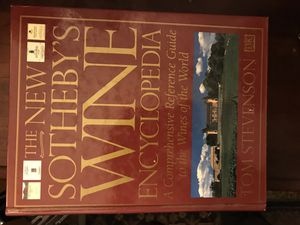 THE NEW SOUTHBYS WINE ENCYCLOPEDIA HARDCOVER for Sale in Los Angeles, CA