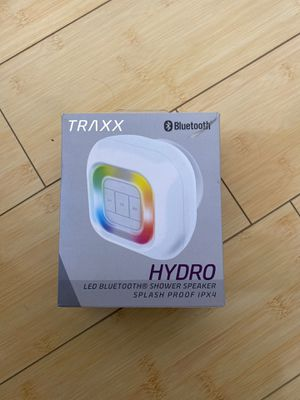 Traxx Led Bluetooth Shower Speakers for Sale in Queens, NY